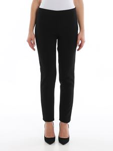 Moschino - Soft cady high waisted pants