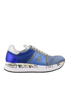 Premiata - Conny 4508 quilted sneakers