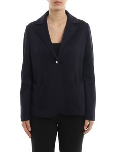 Fay - Stretch viscose jersey blazer