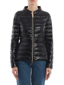 Herno - Fabric puffer jacket