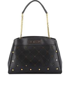 Love Moschino - Studded quilted bag
