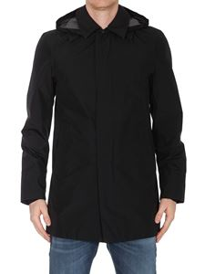 Herno - Impermeabile nero in Gore-tex®