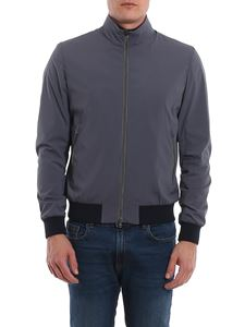 Herno - Stretch tech fabric jacket