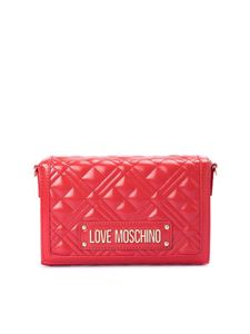 Love Moschino - Faux leather cross body bag