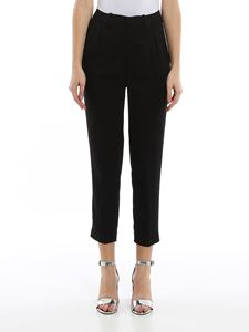 Dondup - Carlie stretch cady pants