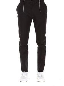 Alexander McQueen - Cotton pants