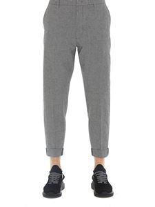 Dondup - Ivor cotton linen blend pants