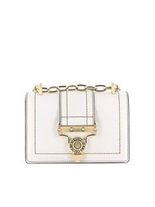 Versace Jeans Couture - Chain leather bag