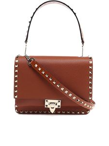 Valentino - Rockstud leather bag