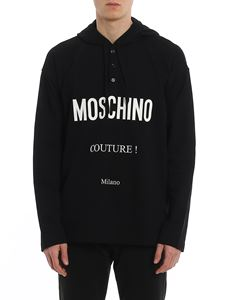 Moschino - Moschino Couture ! black T-shirt