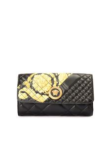 Versace - Quilted leather bag