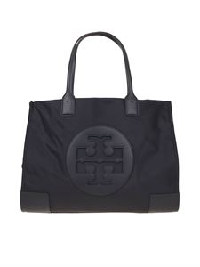 Tory Burch - Shopper Ella in nylon nero