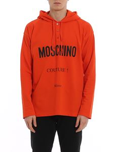 Moschino - Moschino Couture ! red T-shirt