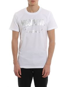 Moschino - Moschino Couture ! white T-shirt