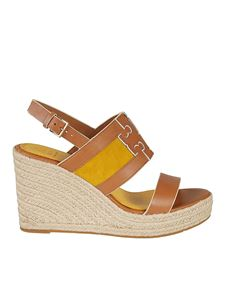 Tory Burch - Ines wedge espadrille sandals