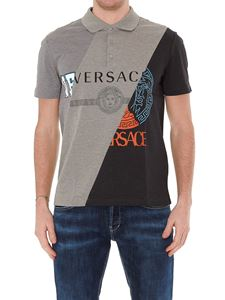 Versace - Versace Compilation polo shirt