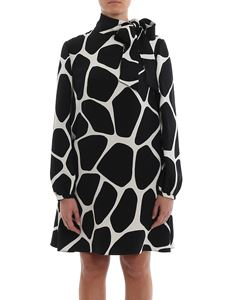 Valentino - Giraffe Reedition dress