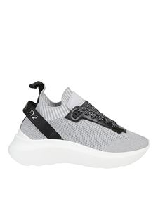 Dsquared2 - Sneakers Speedster in tecno tessuto
