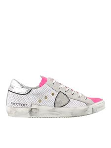 Philippe Model - Sneakers Paris X con tomaia verniciata