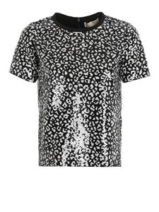 Michael Kors - Sequined T-shirt