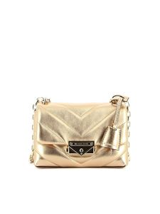 Michael Kors - Cece extra small quilted leather bag