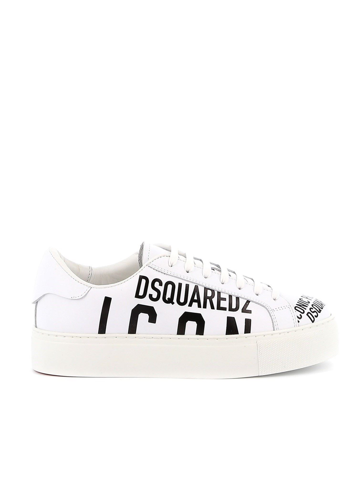 Dsquared2 Low-top Sneakers Tennis Club