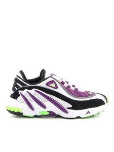 Adidas - Fyw 98 purple sneakers