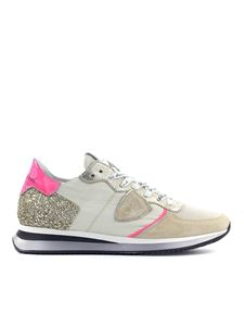 Philippe Model - Sneakers Trpx Mondial Glitter