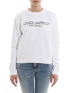 Dsquared2 - Milano cotton fleece sweatshirt