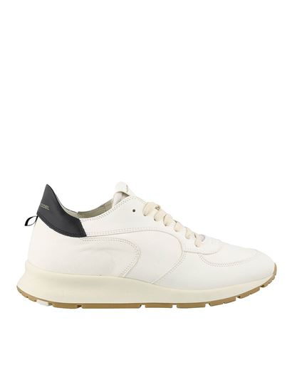 Philippe Model - Montecarlo leather sneakers