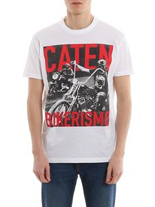 Dsquared2 - Bikerismo printed jersey T-shirt