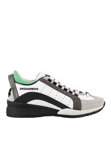 Dsquared2 - Sneakers 551 in pelle