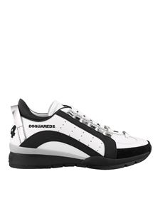 Dsquared2 - Sneakers 551 in pelle e camoscio