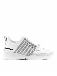 Dsquared2 - 251 glitter stripes sneakers