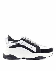 Dsquared2 - Bumpy 551 leather sneakers