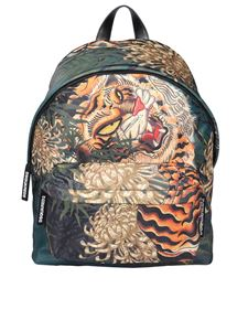 Dsquared2 - Tiger print backpack