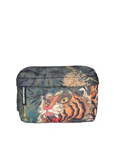 Dsquared2 - Tiger print belt bag