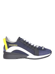 Dsquared2 - 551 blue sneakers