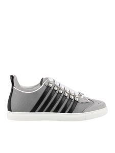 Dsquared2 - 251 box sole low top sneakers