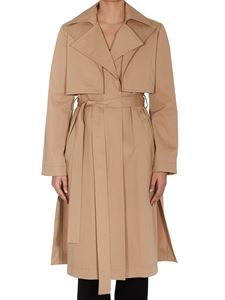 Stella McCartney - Trench in cotone organico
