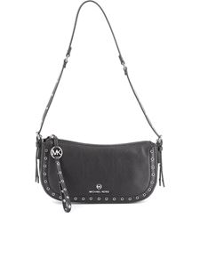Michael Kors - Camden extra small hammered leather bag