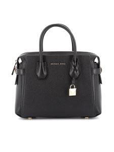 Michael Kors - Mercer belted small satchel bag