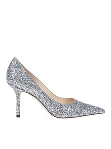 Jimmy Choo - Décolleté Love 85 glitterate