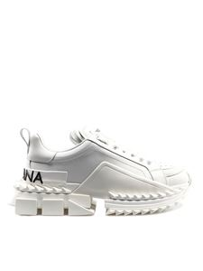 Dolce & Gabbana - Super King white sneakers