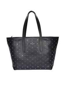 Jimmy Choo - Sofia leather tote