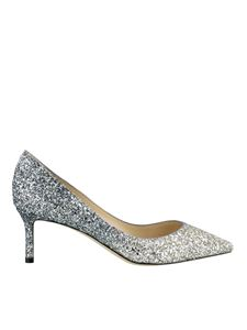 Jimmy Choo - Décolleté Romy 60 in glitter degradé