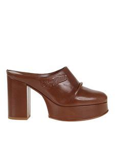 Marc Jacobs  - Sabot The Clog in pelle