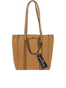 Marc Jacobs  - The Trompe l'Oeil Tag canvas tote