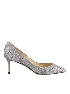 Jimmy Choo - Décolleté Romy 60 glitterate