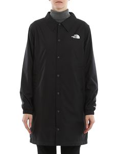 The North Face - Logo print dust coat
